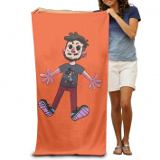Cartoon Cute Boy Doll Males Towels Cool