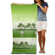 Shipping Boat Super Soft Quick Drying Eco-Friendly Durable Beach Towels For Maximum Softness Easy Care-Home,spa Resort,hotels Motels Gym Use 80130cm