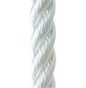New England Ropes 70501600600 PREMIUM NYLON 1/2 X 600 WHITE