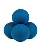 "Wool Dryer Balls 4 Pack : 3.5"" Diameter"