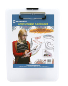 Saunders Artist Clipboard Technical Drawing Template, Clear