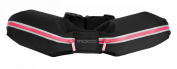 Sports Running Belt, MoKo Outdoor Dual Pouch Belt, Sweatproof Reflective Waist Pack, Fitness Workout Belt, Waist Bag, Fanny Pack for iPhone 7, 6S, SE, Galaxy J3, S6, S7 Edge, BLU, LG, Moto & More