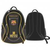 LIONEL MESSI #10 BARCELONA LARGE SOCCER BALL BACK PACK OFFICIALLY licenced