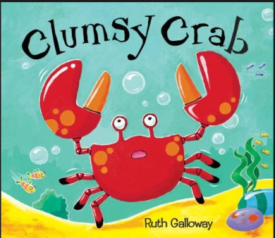 Clumsy Crab [Paperback]