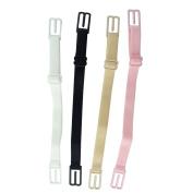 Honbay Women's 4PCS Non-slip Elastic Adjustable Bra Strap Holder