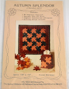 Autumn Splendour A Miniature Quilt by Yes You Can! Quilt Pattern