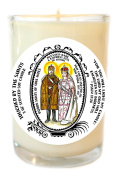 Blessed Karl & Empress Zita For Soul Mates 240ml Scented Soy Glass Candle
