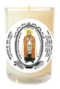 St Josemaria Patron of Healing Diabetes 240ml Scented Soy Glass Prayer Candle