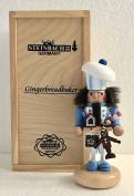 Steinbach Gingerbreadbaker Mini Nutcracker