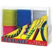 Pepperell Braiding Co. Pepperell Rexlace 6 Pk Neon Colours 6 Pack