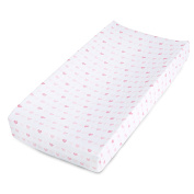 ideal baby by the makers of aden + anais changing pad cover, kitty love
