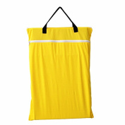 Large Hanging Wet/dry Cloth Nappy Pail Bag for Reusable Nappies or Laundry
