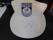 Payne Stewart Hand Signed Buick Open Golf Visor Awesome+very Rare - JSA Certified - Autographed Golf Equipment