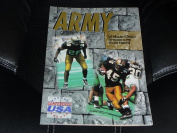 1998 MIAMI (OHIO) AT ARMY COLLEGE FOOTBALL programme EX-MINT
