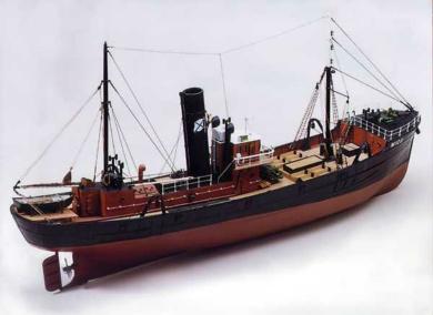 Milford Star - Model Ship Kit by Caldercraft