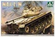 Takom 1/35 US Medium Tank M47 E/M 2 in 1 No. 2072
