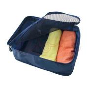 Pink-day Travel Cosmetic Storage Bags - Makeup Toiletry Purse Holder Beauty Wash Bag Organiser Handbag