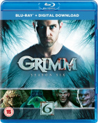 Grimm: Season 6 [Region B] [Blu-ray]