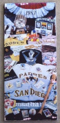 1983 YEAR SAN DIEGO PADRES MEDIA GUIDE