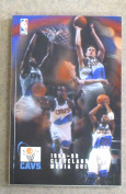 CLEVELAND CAVALIERS NBA BASKETBALL MEDIA GUIDE - 1998 1999 - NEAR MINT