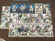 2016 Topps Bunt w INSERTS New York Yankees Team Set 17 Cards Babe Ruth