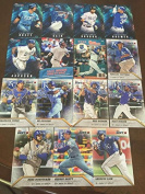 2016 Topps Bunt w INSERTS Kansas City Royals Team Set 15 Cards Eric Hosmer