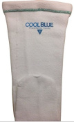 SPS Cool Blue Prosthetic Sock 3 Ply with Sewn Distal Hole (Medium / Short)