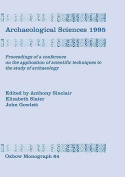 Archaeological Sciences 1995