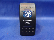 Offroad Lights Rocker Switch ITEM-V28 FAN logo Daystar / Carling Replacement High Quality