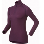 Odlo Women's Originals 1/2 Zip Warm Shirt