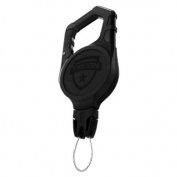 T-REIGN 0TCR-4511 Integrated Gear Tether, Kevlar Cable, Unversal End Fitting & Glass, 70cm 590ml/Large