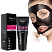YJYdada Black Mud Deep Cleansing Purifying Peel Off Face Mask
