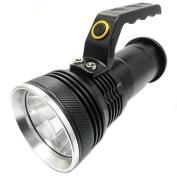 ASDOMO CRE XM-L 3000 Lumens 3-mode LED Flashlight Torch Handheld Lamp Outdoor