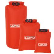 Lomo 3 Pack Lightweight Dry Bags. 8L, 6L, 3L