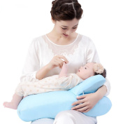 MQYH Breastfeeding Pillow Cotton Pregnant Women Breast Pillow Baby Sitting Pillow Multifunctional Neonatal 4 In 1 Nursing Pillow