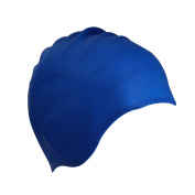 Swimming Cap Silicone Organic-Anti-Allergy -Aigh Elasticity -Durable,Does Not Pull Hair,Suitable for Long Short Hair Lady,Men and Children.