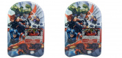 Marvel Avengers Superheroes Kids Form Kickboard x 2 - for age 4 and up