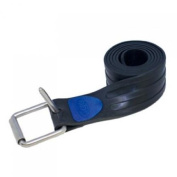 JBL Heavy Duty Rubber Weight Belt for Scuba Divers and Snorkelers