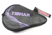 Tibhar Jazz Table Tennis Racket Case , Purple colour