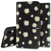 Sony Xperia Z5 premium case, Sony Xperia Z5 premium Flip Wallet Case, Ukayfe Premium Flower Animal Cartoon Pattern PU Leather Wallet Case Cover Pouch [Magnetic Closure] with Card Slots for Sony Xperia Z5 premium,Kickstand,Credit Card Holder,Book Style ..