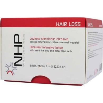NHP Hair Loss – Intensive Stimulating Anti-fall Lotion, 10 ampoules 7 ml
