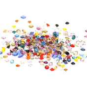 Sindy 1000pcs/bag 2.3mm Zircon Rhinestones Micro Diamonds Mini 3D Nail Art Rhinestone Nails Decorations