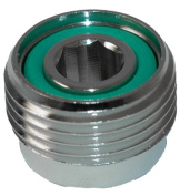Dive Cylinder Valve - Din Insert to Convert Valve to A-Clamp