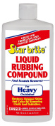 Starbrite Liquid Rubbing Compound For HEAVY Oxidation 470ml Bottle
