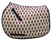 Equine Couture Caylee Cool-Ride All Purpose Saddle Pad