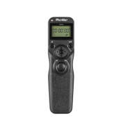 Phottix All-In-One Digital Timer & Wired Remote, Black