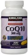 Kirkland CoQ-10 300mg - 100 Softgels