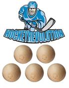 Hockey Revolution Swedish Stickhandling Ball 5 Pack