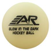 A & R Glow in the Dark Street Hockey Ball