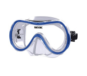 Seac Salina MD Siltra PVC Snorkelling Mask - For Boys / Women